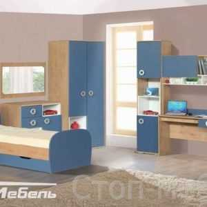качественная мебель для комнаты подростка