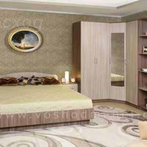 модульная спальня из ЛДСП