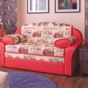 выкатной диван небольших размеров