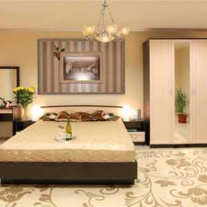 модульная спальня в РМДФ