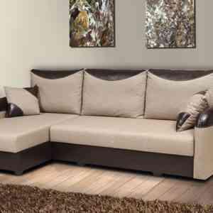 угловой диван компактный