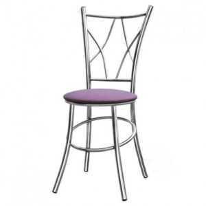 хромированные стулья