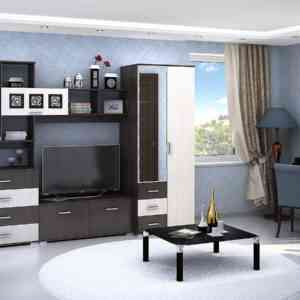 модульная гостиная