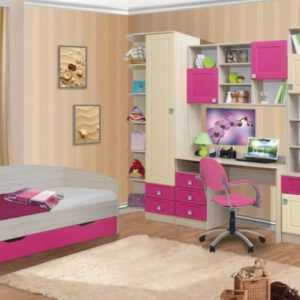 набор для комнаты ребенка-школьника