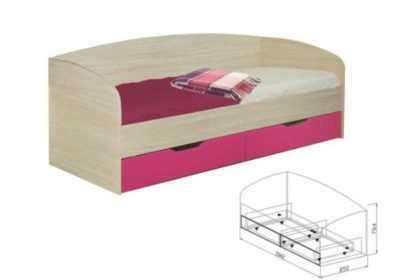 кровать с ящиками для детской