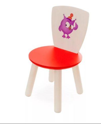 стульчик детский массив