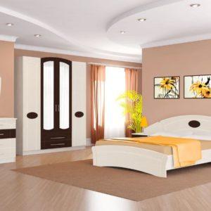 Марта модульная спальня