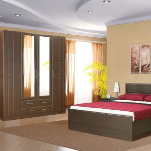 Палермо модульная спальня