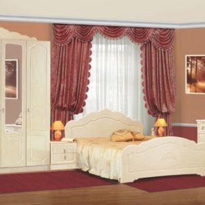 спальня модульная Корона