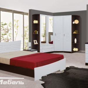 Атлантида спальня модульная
